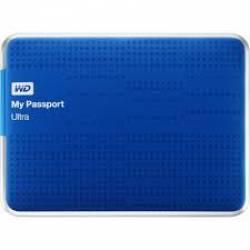 HD Disco Otico 1.0Tb Ext 2.5 USB 3.0/2.0 Azul West Digital