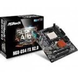 Placa Mãe p/AMD AM3 AM3+AM3 N68-GS4 FX/R2 Asrock