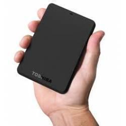 HD Disco Otico 1.0Tb Externo 2.5 USB 2.0/3.0 Toshiba