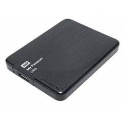 HD Disco Otico 1.0Tb Ext 2.5 USB 3.0/2.0 Preto wdbzfp0010bbk West Digital