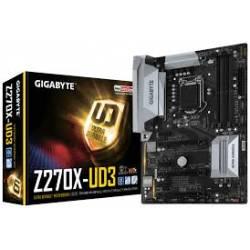 Placa Mae p/INTEL s1151 GA-Z270X-UD3 GigaByte Box