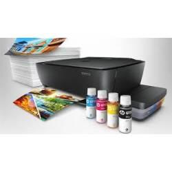 Impressora HP Mult Desk Color GT5822 c/Tanque Tinta Preta