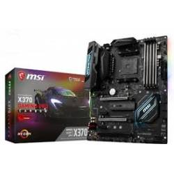 Placa Mãe p/AMD AM4 Ryzen X370 DDR4 Gaming Pro Carbon MSI Box