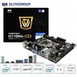 Placa Mae p/INTEL s1151 H110M4-C23 DDR4 c/HDMI ECS