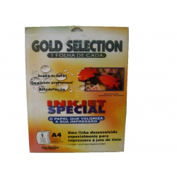 Papel A4 Gold Selection Cs4000