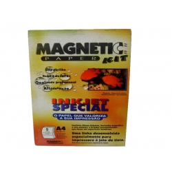 Papel Magnetic Kit CS 4510