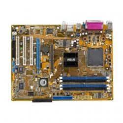 Placa Mae s775 c/IDE HD DDR1 Asus P5VD1-X AGP Off