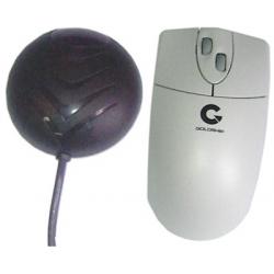 Mouse Ps2 Esfera s/Fio Branco 1950***X