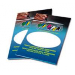 Papel A4 180g 50fls Textura Cristal Off Paper