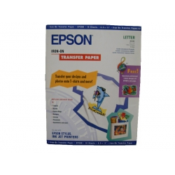 Papel A4 Transfer Paper Epson
