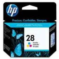 Cartucho HP. C8728A 28A Color 8ml Orig..
