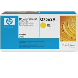 Toner HP Q7562A 62A Yellow Original
