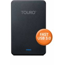 HD Disco Otico 1.0Tb Ext 2.5 USB 2.0/3.0 Touro HGST West Dig