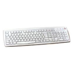 Teclado Ps2 XPC Branco 4240/4831/4848X