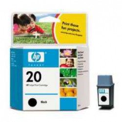 Cartucho HP. C6614N 20A 14ml Preto Original