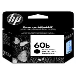 Cartucho HP. CC636W 60B Preto Original