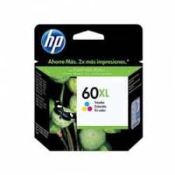 Cartucho HP. CC644XL 60XL 15,5ml Col Original
