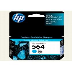 Cartucho HP. CB318W 564C Cyan Orig