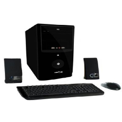 Micro Ibox Dual Core 2gb+500gb+Gdvd+Tec+Mouse e Cx Som