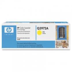Toner HP Q3972A 72A Amarelo Original