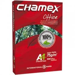 Papel A4  75g 500fls Bco Chamex