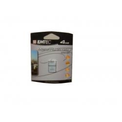 Pen-Drive 4gb USB 2.0 Bco Emtec