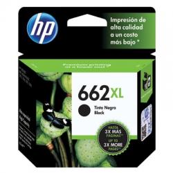 Cartucho HP. CZ105A 662XL Preto 6,5ml Original