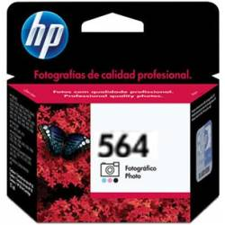 Cartucho HP. CB317W 564F Photo Preto Orig
