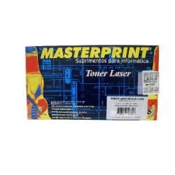 Toner p/ HP CE278A 78A Preto Mpt Compativel Masterprint