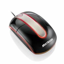 Mouse Usb Optico Steel mLtMO132 Multilaser