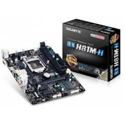 Placa Mae p/Intel s1150 Ga-H81m-H c/HDMI GigaByte