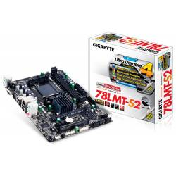 Placa Mãe p/AMD AM3/AM3+ 78LMT-S2 GigaByte Box