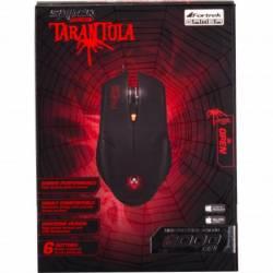 Mouse Usb Optico Gamer Tarantula OM702 Preto Fortrek