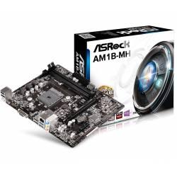 Placa Mãe p/AMD AMI1 AM1B-MH/M/CKD/BRA Asrock