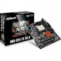 Placa Mãe p/AMD AM3 AM3+AM3 N68-GS4 FX/R2 Asrock