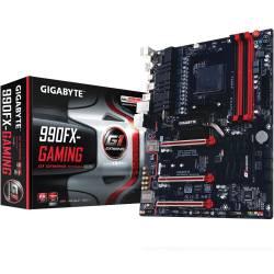 Placa Mãe p/AMD Gigabyte AM3+ GA-990FX-Gaming Box