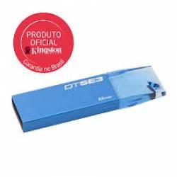 Pen-Drive 8gb Azul kc-688g Kingston