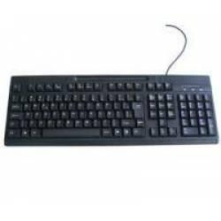 Teclado USB N3 TEC.01.034 Max ABNT2 Preto
