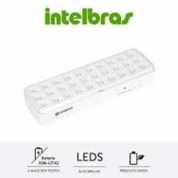 Luminaria de Emergencia Autonoma LED LEA101 Intelbras
