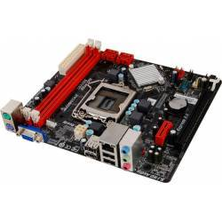 Placa Mae p/Intel s1155 H61 DDR3 Gmi