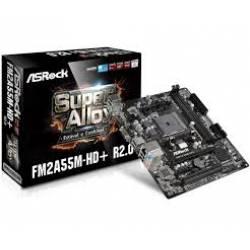 Placa Mãe p/AMD FM2+FM2A55M-HD+R2 95w Box