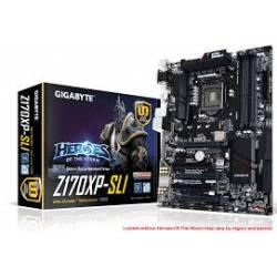 Placa Mae p/INTEL s1151 GA-Z170XP-SLI D3H DDR4 GigaByte Box