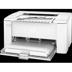 Impressora HP Laser Mono M102W Toner 17A Branca