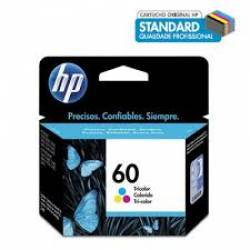 Cartucho HP CC643W 60C 4ml Col Original