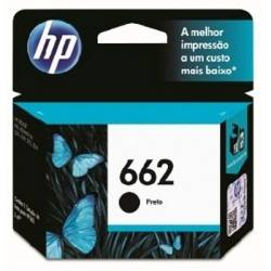 Cartucho HP CZ103A 662A Preto 2ml Original