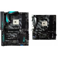 Placa Mãe p/AMD AM4 Ryzen B350m DDR4 Biostar Box