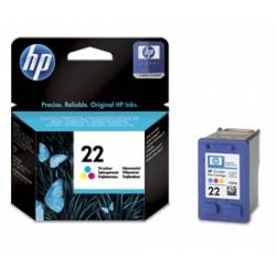 Cartucho HP C9352A 22A 5ml Color  Original