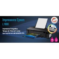 Impressora Epson Mult Epson L1800 A3 Tanque