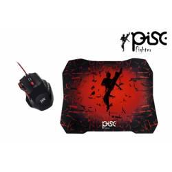 Mouse Usb e Padmouse Gamer pSc01886
