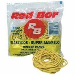 Saco Elastico N18 Liga 100Gr Amarelo REDBOR